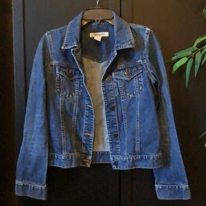 Abercrombie and Fitch Jean denim jacket S